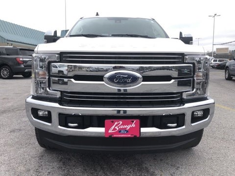 2019 Ford Super Duty F-350 SRW Lariat with FX4 Package