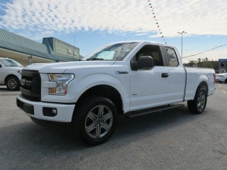 2017 Ford F 150 Xl Sport In Clanton Al Baugh